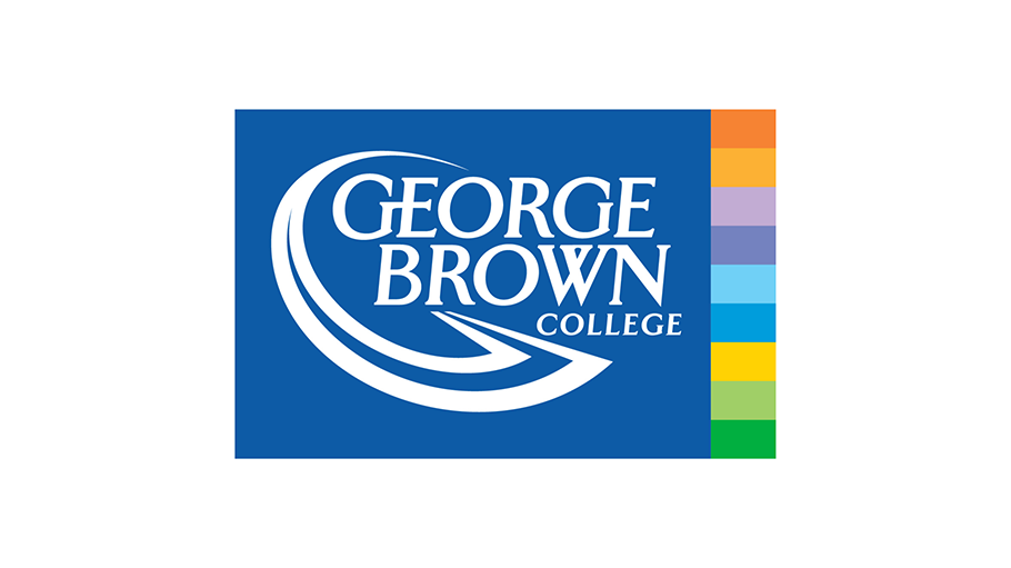 George Brown College logo for IELTS