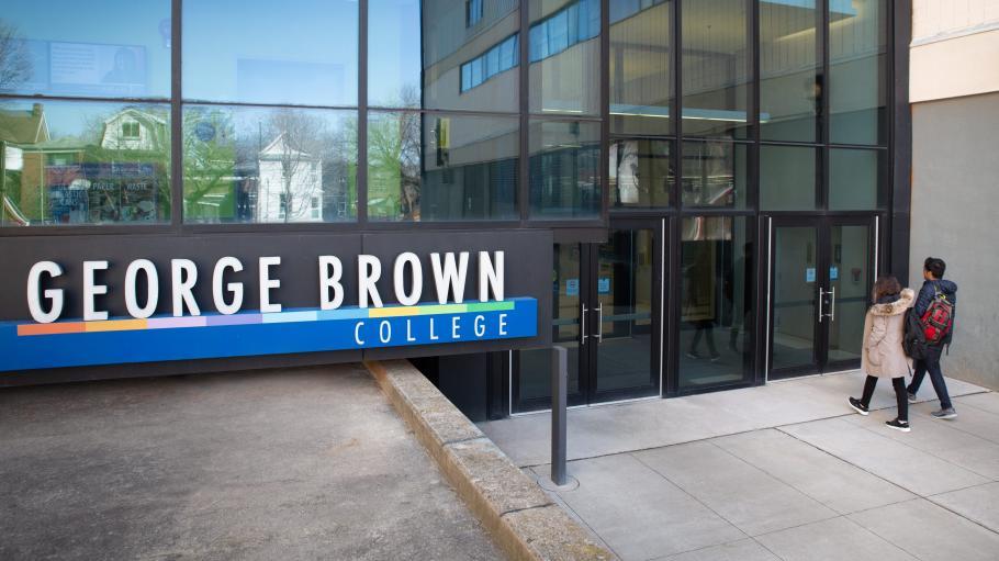 george brown college campus map George Brown College Campuses And Locations George Brown College george brown college campus map
