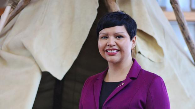Jennifer Campeau, Director, Indigenous Initiatives, George Brown College