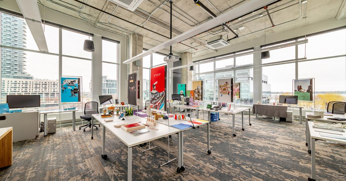 Learning Environment School Of Design George Brown College